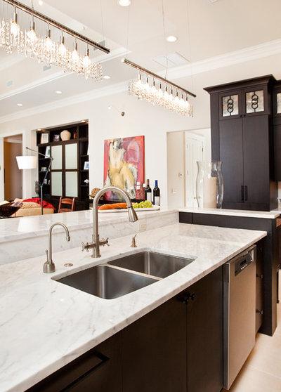 Заказать кухню | Современный Кухня by In Detail Interiors