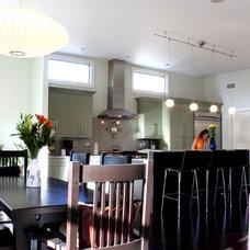 Contemporary Kitchen by Adam Breaux