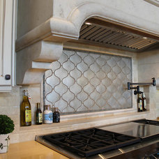 Kitchen by THE MASONRY CENTER INC
