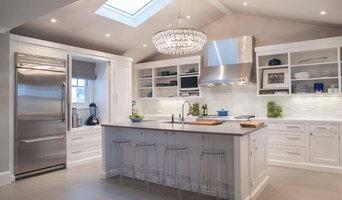 Beach House - Coastal Style Kitchen