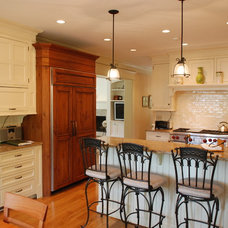 Traditional Kitchen by Dave Tilly & Associates LLC