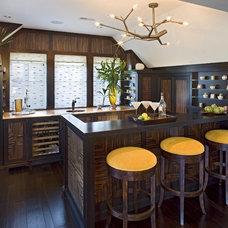 Contemporary Kitchen by Bruce Palmer Interior Design