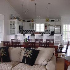 Tropical Kitchen by Walsh Krowka & Associates, Inc
