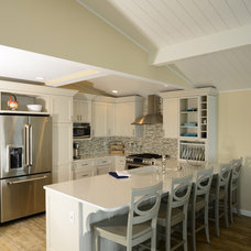Beach Style Kitchen by Renewal Remodels and Additions
