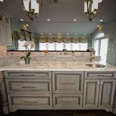 Beach Style Kitchen by Milltex Home Decorators
