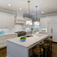 Traditional Kitchen by Studio M Interior Design, Inc.