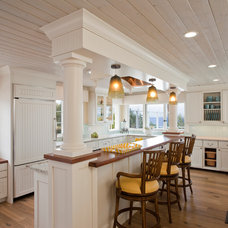 Beach Style Kitchen Beach Style Kitchen