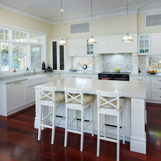 Beach Style Kitchen by Nulook Homes