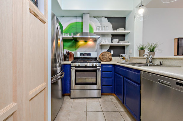 12 Genius Design Moves For Small Kitchens