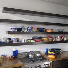 Contemporary Kitchen by Josh Goldstein Architect
