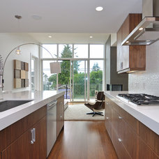 Modern Kitchen by Chris Pardo Design - Elemental Architecture