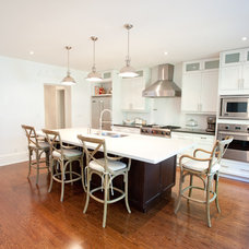 Beach Style Kitchen by Carick Home Improvements