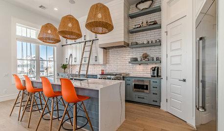Mix It Up: Kitchen Countertop Ideas