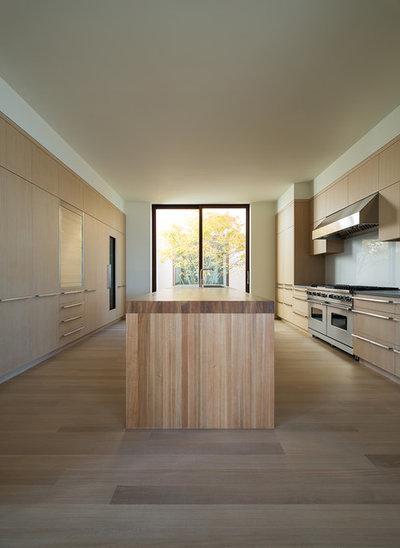 Modern Kitchen by Bruce Nagel + Partners Architects - Dallas Studio