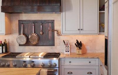 Kitchen Confidential: 8 Options for Your Range Backsplash