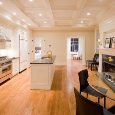 Traditional Kitchen by Chrissis & Company Interiors