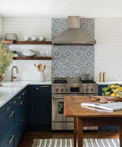 Country Kitchen by Heidi Caillier Design