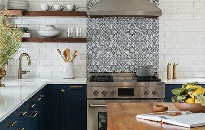 9 Esempi di Cucine Country Adatte a una Casa in Città