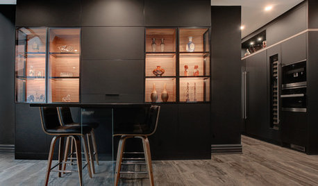 Quebec Homeowners Say Goodbye to an Open-Plan Kitchen