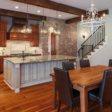 Traditional Kitchen by Lionel F Bailey AIA Architect LLC
