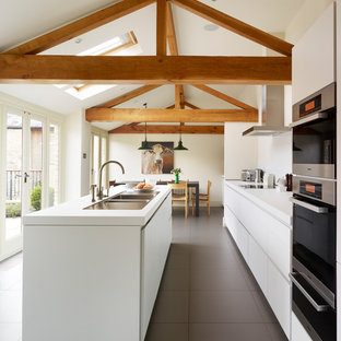 Beaming With Pride. Bulthaup b1 Kitchen