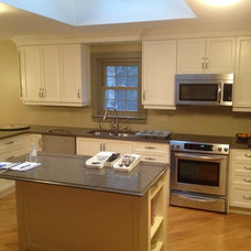 Traditional Kitchen Cabinets by The Cabinet Shoppe