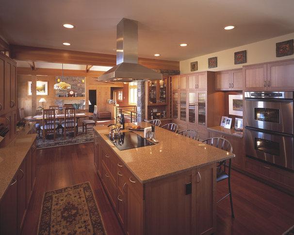 Craftsman Kitchen by mark gerwing