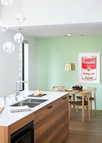 Minimalistisch Küche by Falken Reynolds Interiors