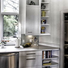 Eclectic Kitchen by Allen Patterson Residential