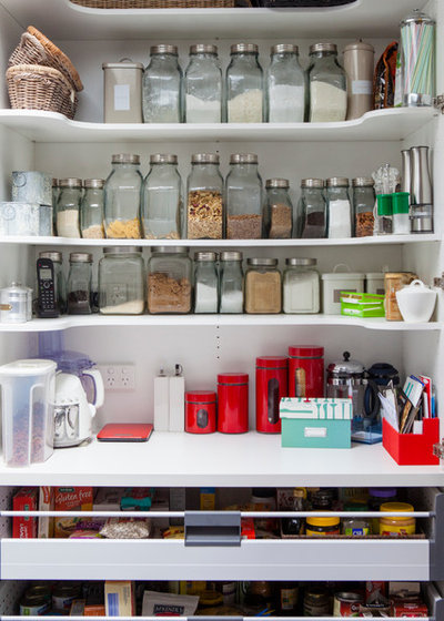 The Step By Step Plan To An Organised Kitchen Pantry