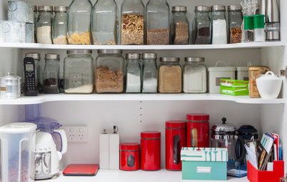 Pros and Cons of 5 Different Pantry Types