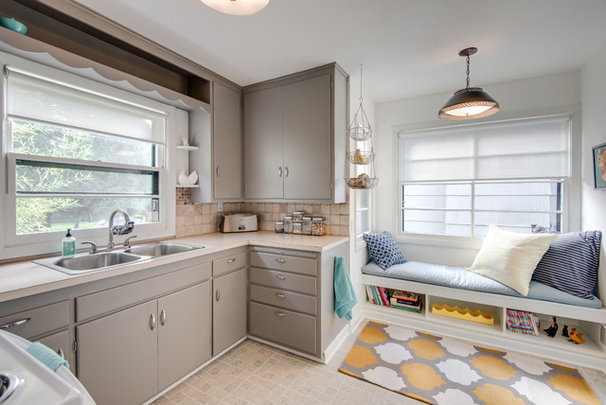 Midcentury Kitchen by JIM ARNAL, REALTOR / Hasson Company Realtors