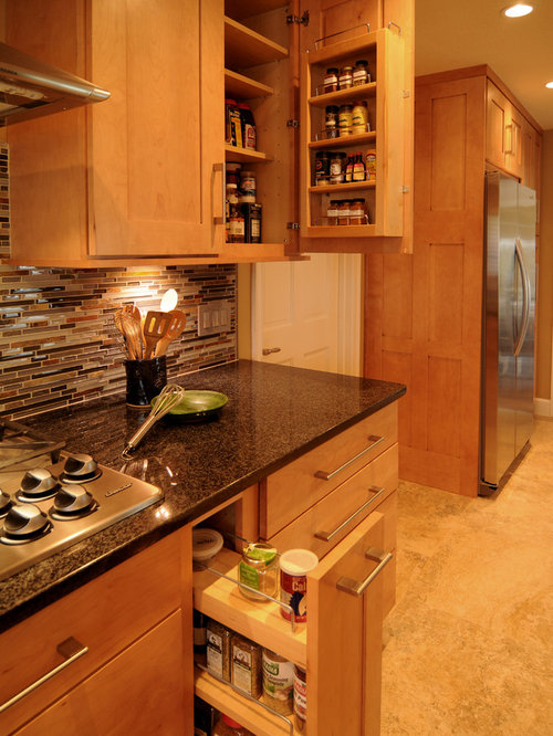 Spice Kitchen Cabinet Home Design Ideas, Pictures, Remodel and Decor