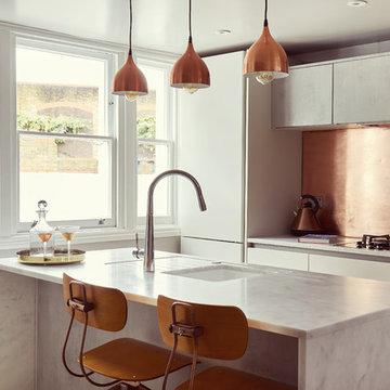Beautiful Barnes- Contemporary Space in a Period Home