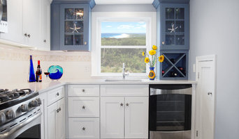 Beautiful Beach House - Kitchen Remodel by Renovisions