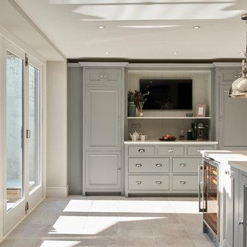 Beautiful bespoke kitchen