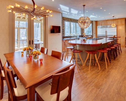 Kitchen Layout With Island kitchen layout with island | houzz