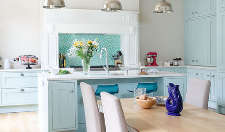 Kitchen Tour: A Shaker Kitchen with Storage, Space and Style