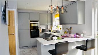 Beautiful Boreham Kitchen