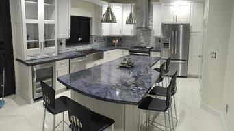 Beautiful Contemporary Miami Kitchen