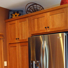 Craftsman Kitchen by Someone's in the Kitchen, Inc.