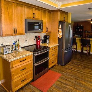 Beautiful Craftsman Style Kitchen Remodel0