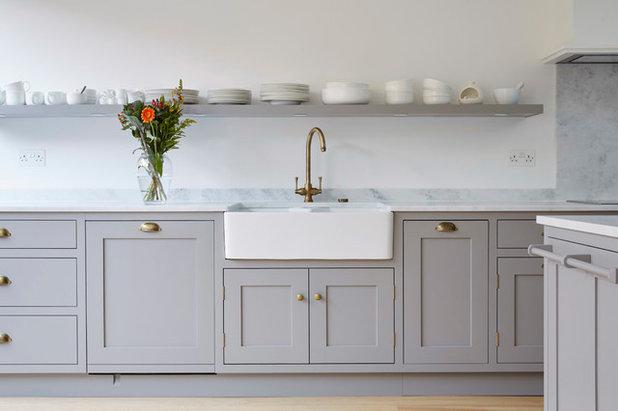 Contemporary Kitchen by Squarepeg Designs Ltd