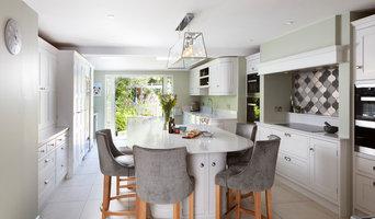 Beautiful hand built kitchen in Banstead