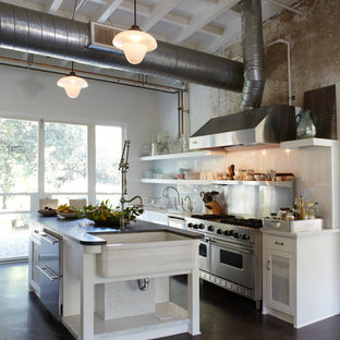 Beautiful Industrial Style Home