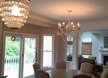 love the granite and kitchen cabinets