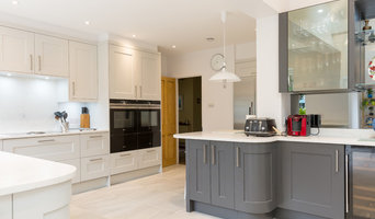 Beautiful Kitchen Extension, Walton on the Hill