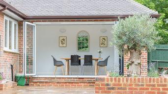Beautiful Kitchen Extension, Walton on the Hill