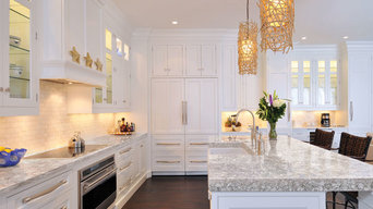 Beautiful Kitchen in Shades of White