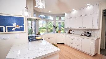 Beautiful Marble Kitchen